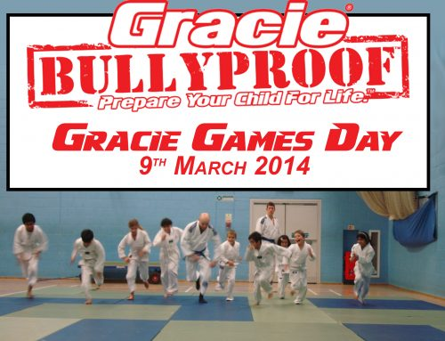 Gracie Games Day Details