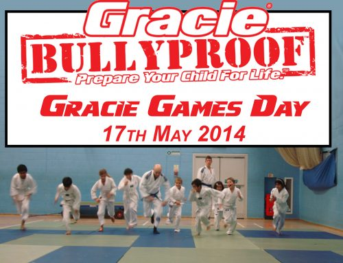 Gracie Games Day 17th May 2014