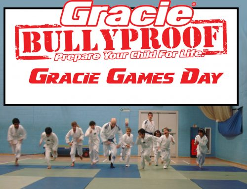 Gracie Games Day this Sunday 7th Sept 2014
