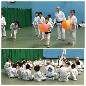 Gracie Games Day 1 2015