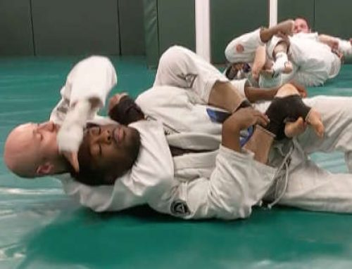 "Introducing Ben's BJJ Move of the Week – ""Strong Side Back Attack"""