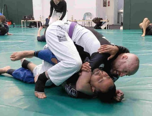 """Move of the Week – """"Guard Passing"""""""