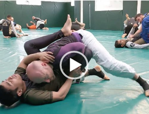 "Move of the Week – ""3/4 Guard Pass"""