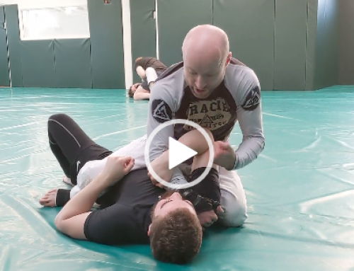 "Move of the Week – ""Wrist Lock from the Mount"""