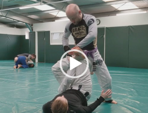"Move of the Week – ""Corkscrew Leg Lock"""