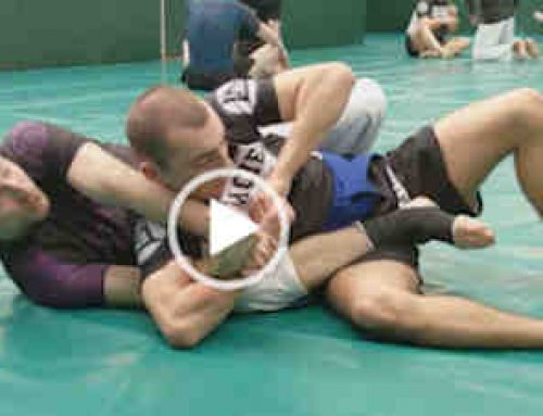 "Move of the Week – ""Armlock, Backtake Connection"""