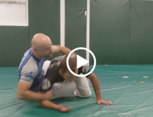 "Move of the Week – ""Half Butterfly Arm Drag"""