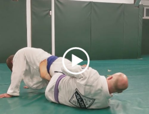"Move of the Week – ""K-Guard Leg Lock Entry"""