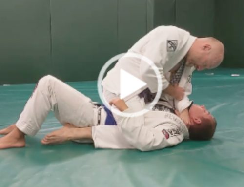 "Move of the Week – ""Lapel Choke"""