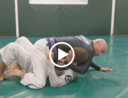 "MOVE OF THE WEEK – ""Rolling Guillotine Guard Pass, with Anaconda"