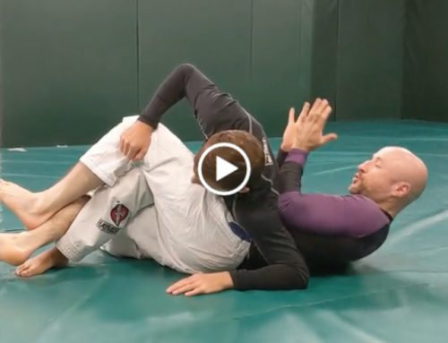 "MOVE OF THE WEEK – ""Octopus Guard"""
