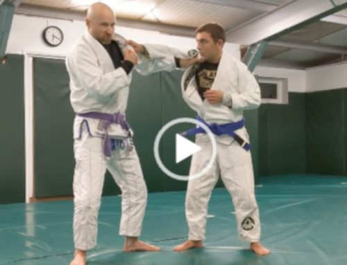 "Move of the Week – ""STANDING GRIP FIGHTING"""