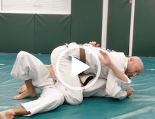 "Move of the Week – ""REVERSE KNEE ON STOMACH, MOUNT ENTRY"""